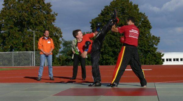 Kickboxen